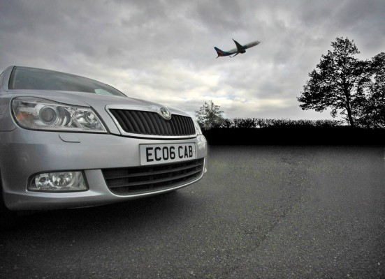 newcastle airport taxi services