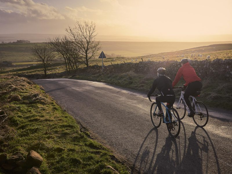 cost and castles cycle route
