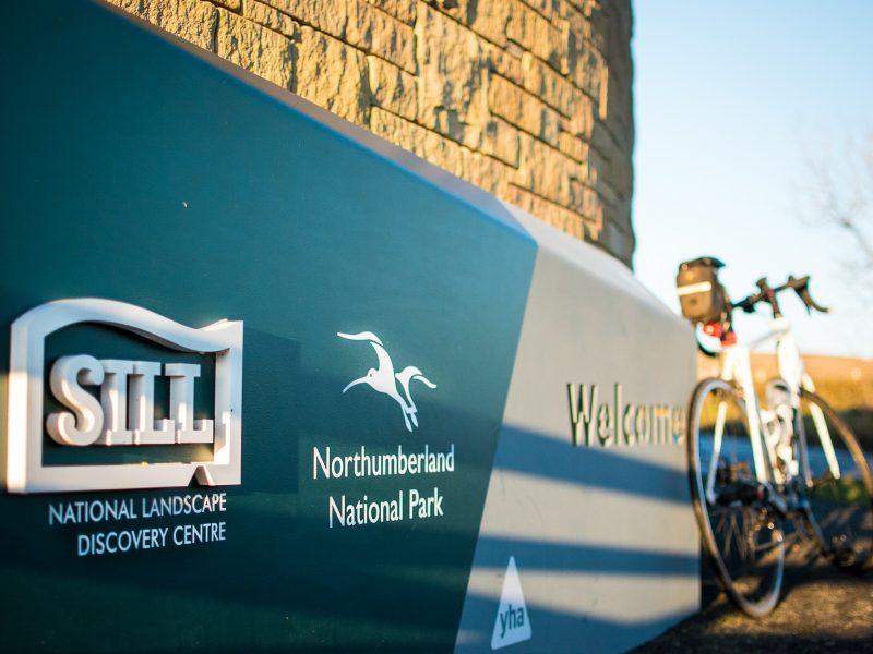 Hadrian's Cycleway Bike Transport