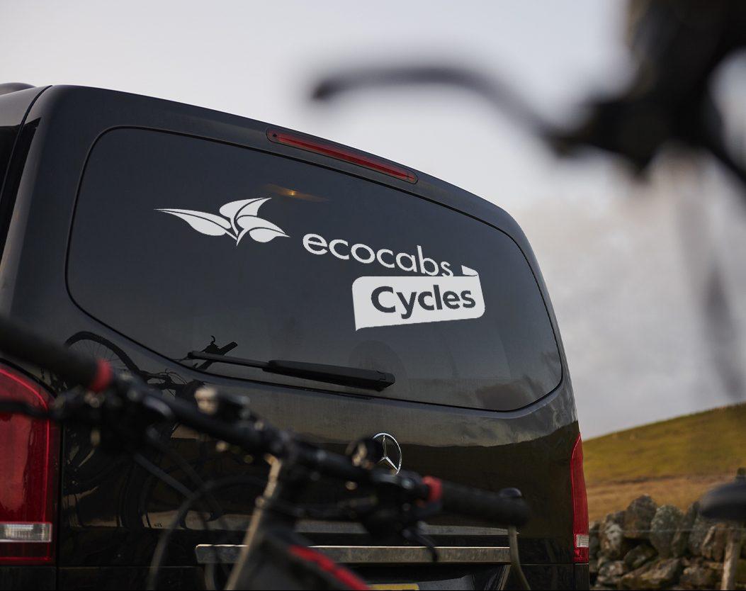 bike and hike ecocabs cycle transfers